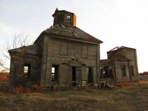 село Новое Чирково Церковь Иоанна Предтечи