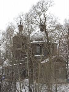 Село Кунчерово. Церковь Михаила Архангела
