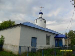 село Бикмурзино Храм в честь Архистратига Божия Михаила