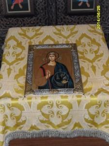 Часовня в честь  Архистратига Божия Михаила  Престольная Икона